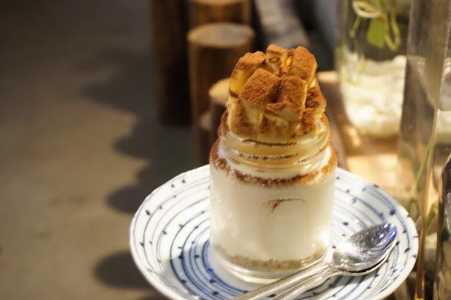 Malacca Cafe Locahouz - Banana Cheese Cake