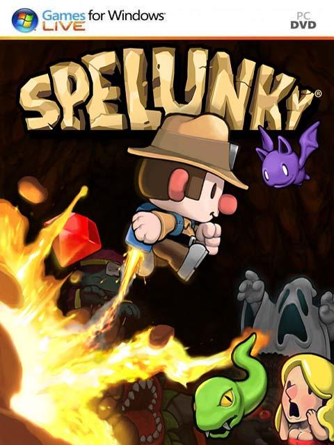 تحميل لعبة Spelunky برابط مباشر + تورنت