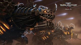 Warhammer 40000: Inquisitor Martyr Computer Background