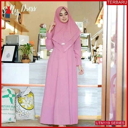 UTM119S73 Baju Sally Muslim Syari Dewasa UTM119S73 077 | Terbaru BMGShop