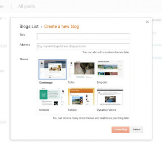 Choose the eight blogging platform