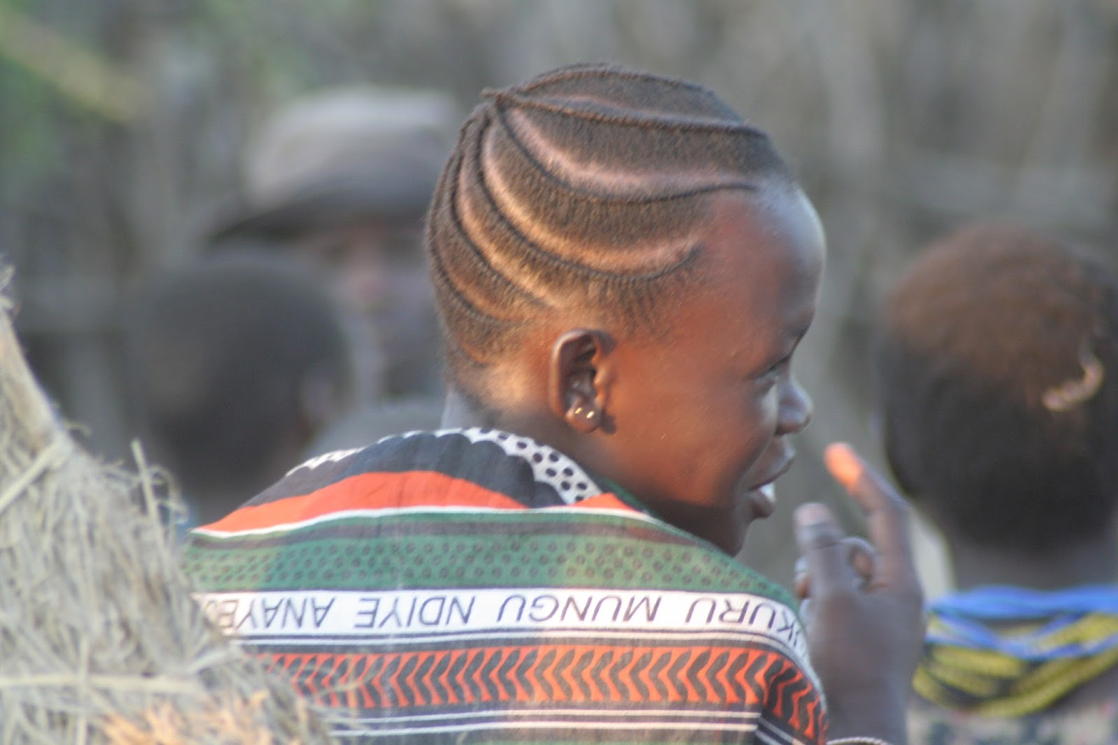 Afric an Hairstyle