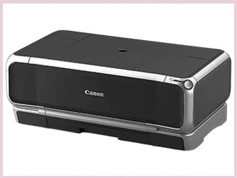Printer Inkjet Canon PIXMA IP8500 dengan sistem ChromaLite100