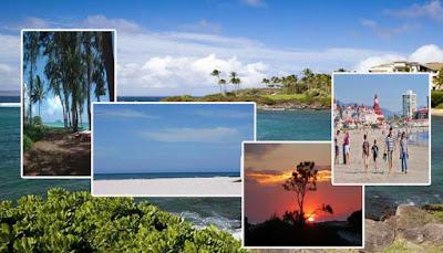 Pantai Terbaik Amerika Serikat 2016