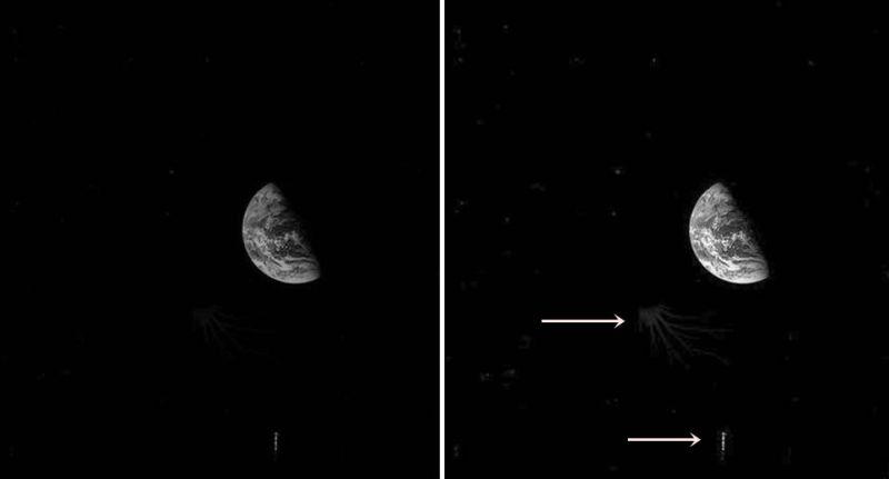 New Released NASA Apollo Missions Images Show Giant Living ...
