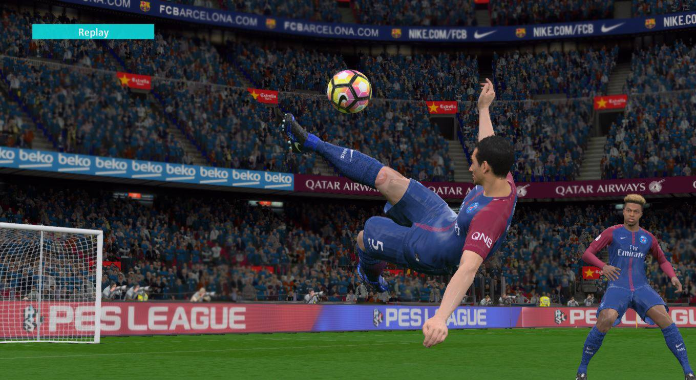 PES 2017 Fresh Graphics V2 by PES Mod Go'ip