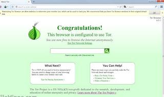 programma Tor Browser