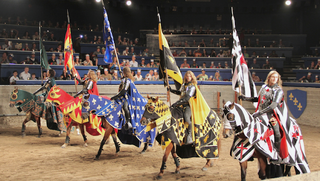 Medieval Times Toronto - Knights of the Realm