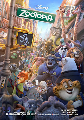 Zootopia - HD 720p - Legendado