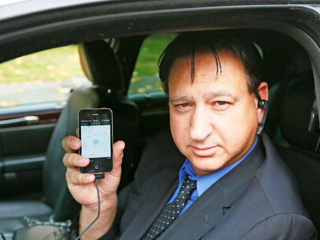 taxi booking app for android