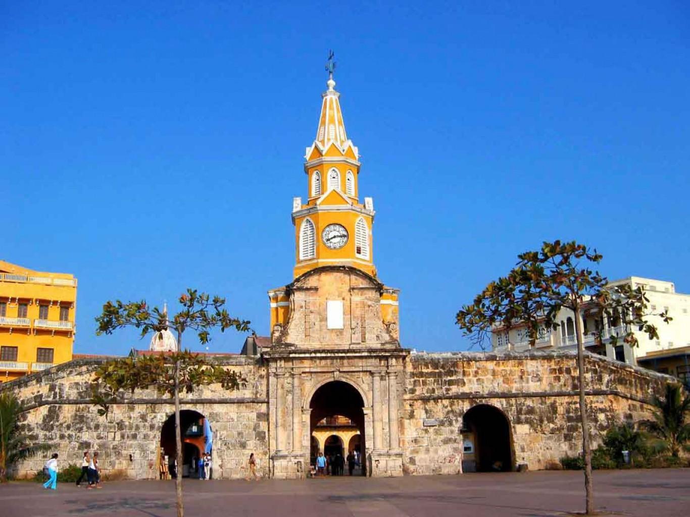Torre do Relógio - Cartagena