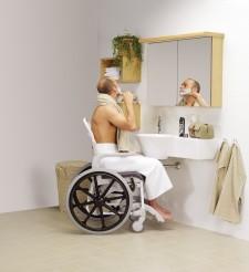 El baño y la higiene en las personas mayores