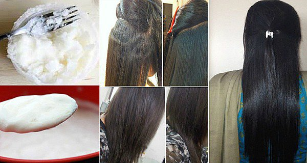 4 Ingredients To Straighten  Your Hair Permanently