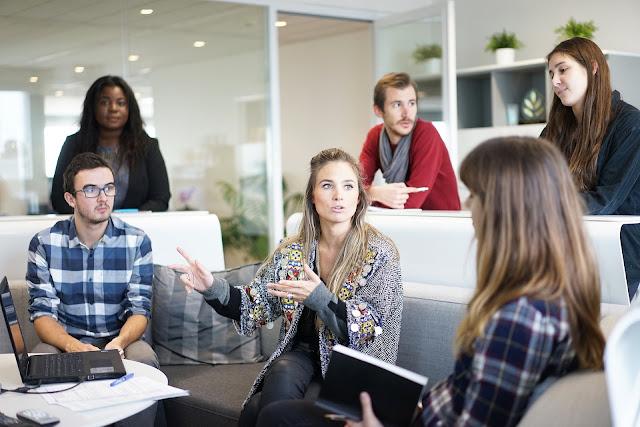 manajemen dan teamwork untuk bisnis