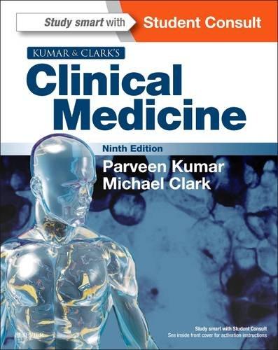 Kumar&Clark Nội khoa lâm sàng 9/e