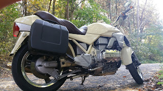 Improving K75's Rideability and Performance   My BMW K75