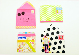 JennaTempletonEnvelopemaking9%2528c%2529 Super Kawaii Crafts Blog and Gift Wrapping Inspiration | My Life As a Magazine