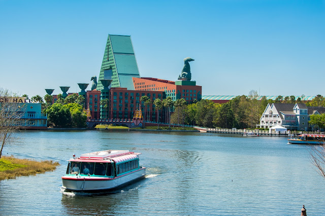 Our Ideal 1-day Disney World Itinerary - Crescent Lake