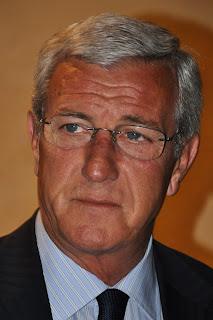 Marcello Lippi won the Champions League and the World Cup as a manager