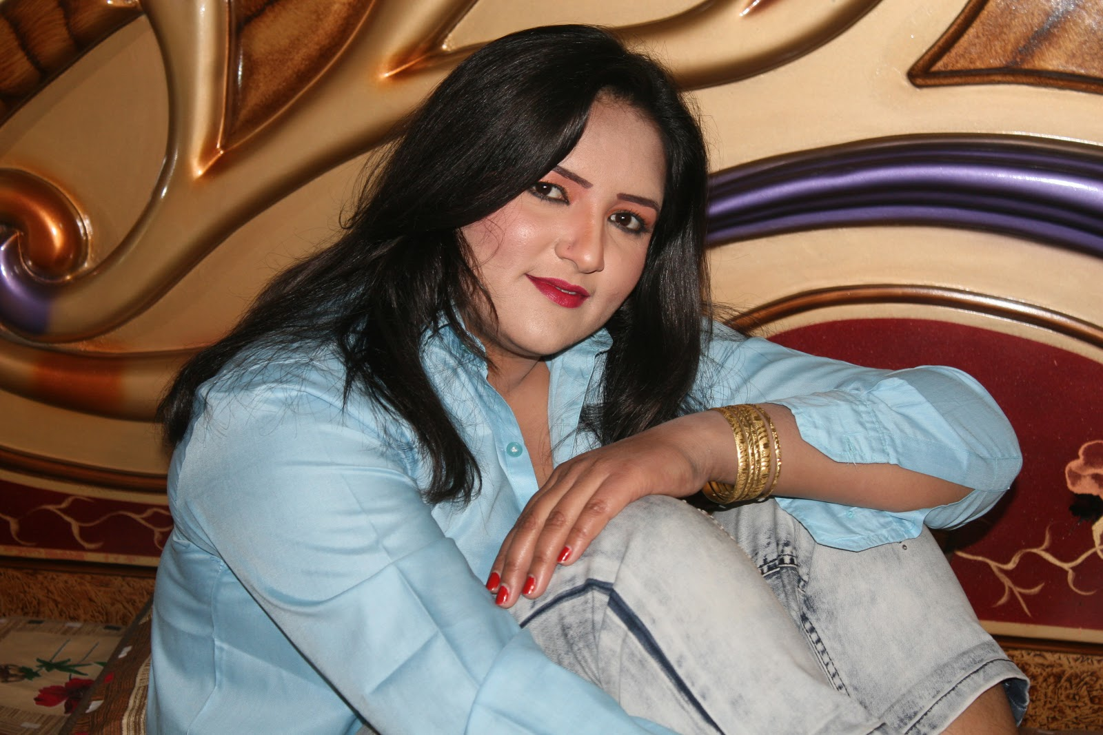 Farah Shah Pashto stage actress