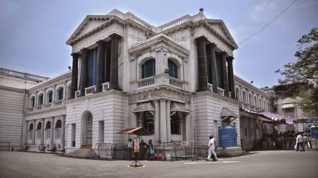 Fort St. George en Chennai, India