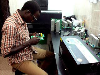We Repair and Install Inverter