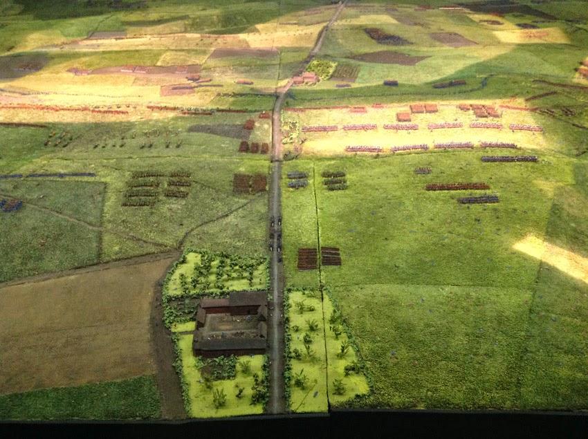 Waterloo In 20mm La Haye Sainte