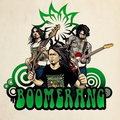 Download Kumpulan Lagu Boomerang Full Album Lengkap