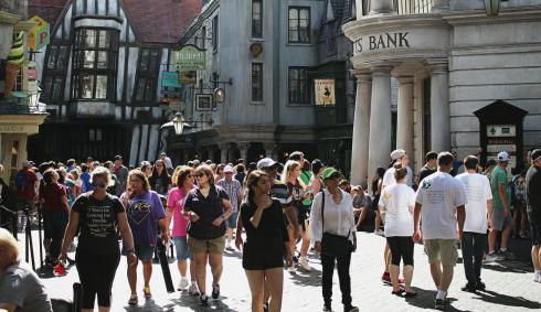 Wizarding World Harry Potter Universal Orlando