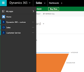Dynamics 365 is up!