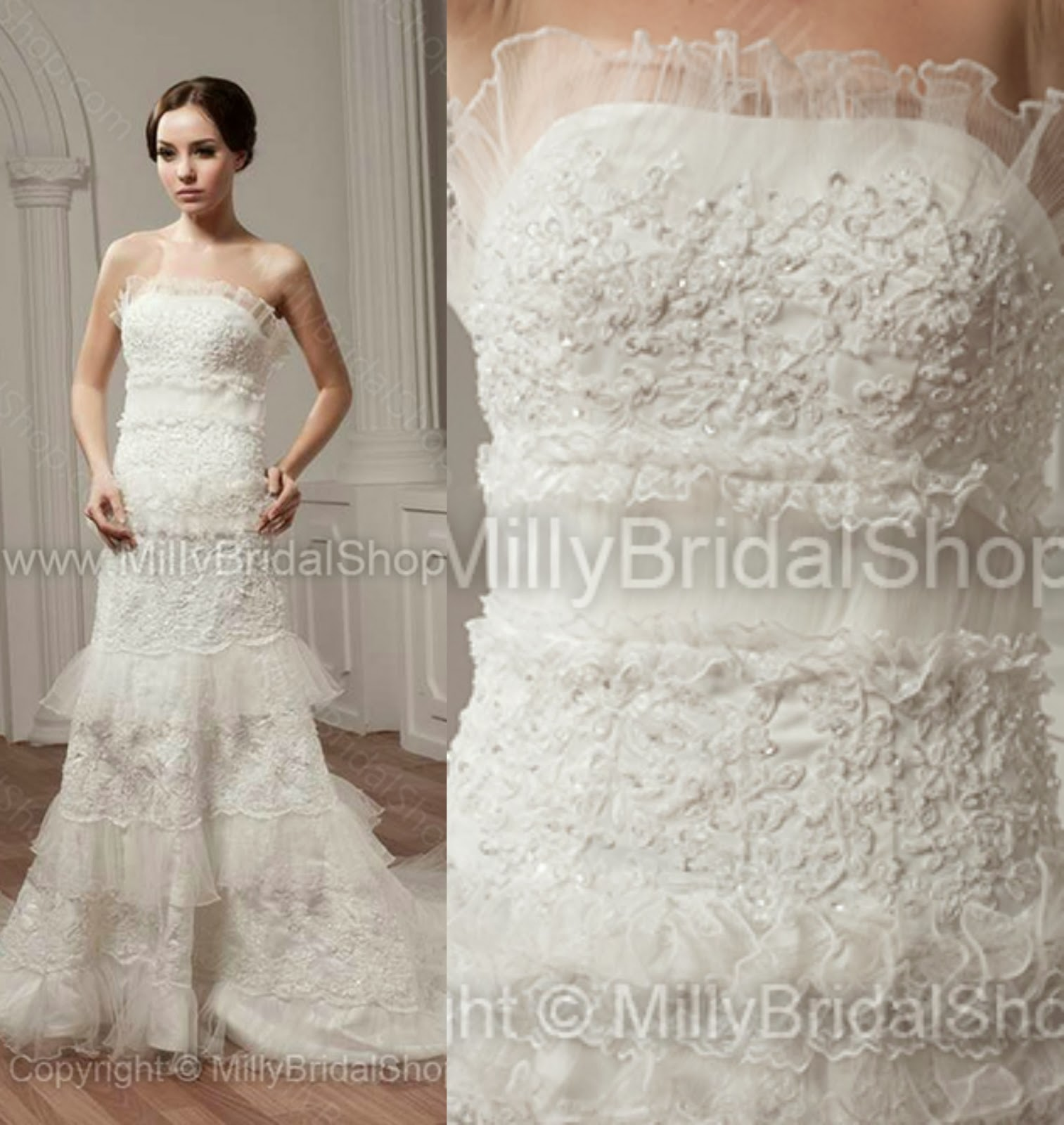 your perfect wedding dress for spring midi wedding dress Mini and midi wedding dresses are also a good choice