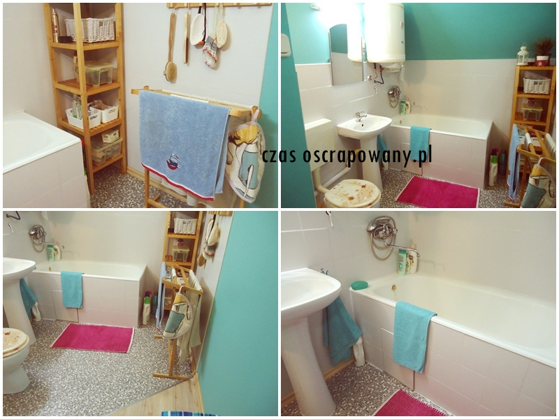 remont łazienki, malowanie glazury i ścian