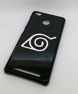 custom case naruto