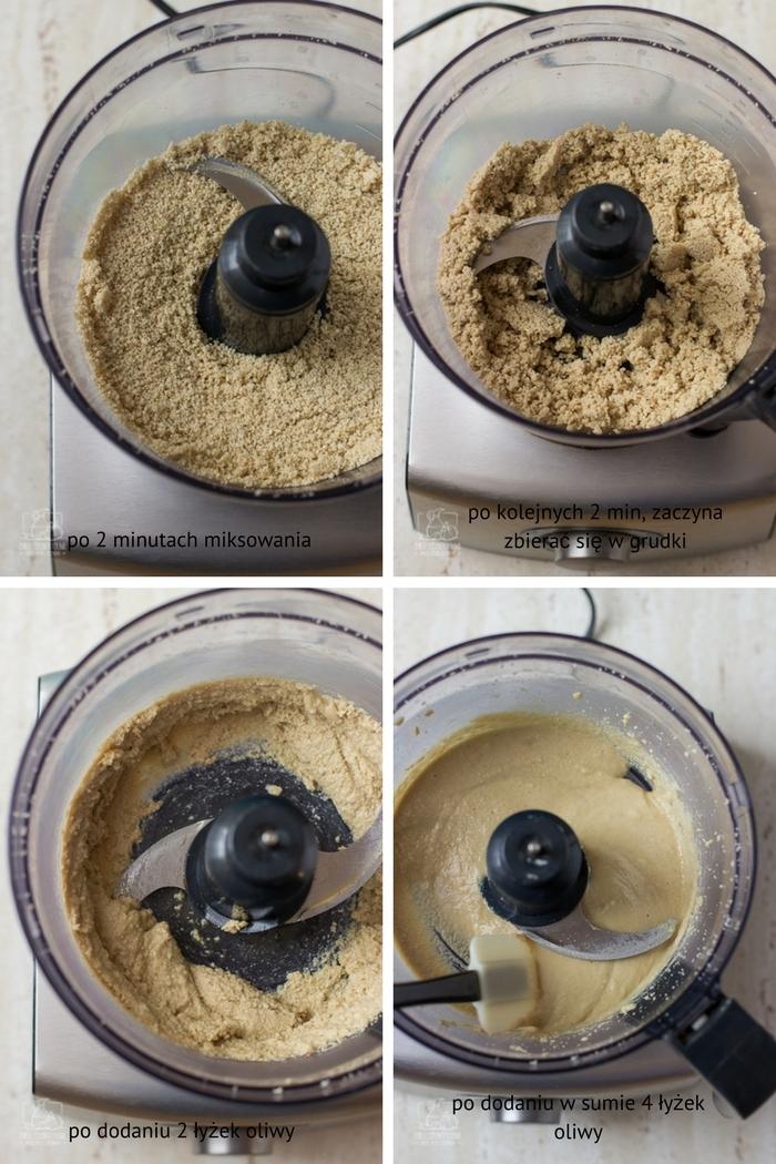 Domowe tahini (pasta sezamowa) - jak zrobić i do czego wykorzystać?