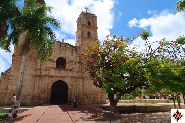 Hecelchakán, chiesa e convento di San Francisco de Asís