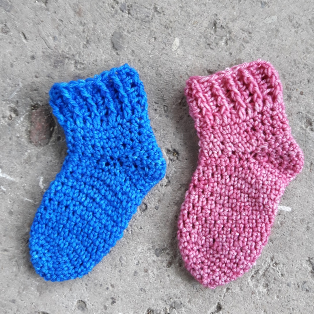 Crafty Escapism Crochet Sock Resources