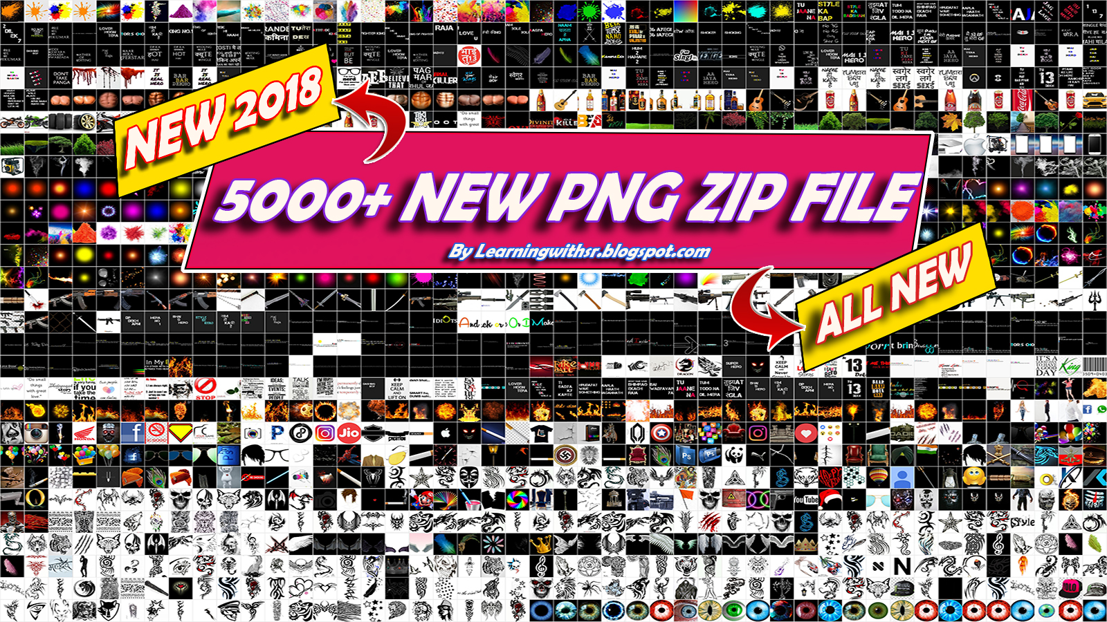 5000 New Picsart Photoshop Png Of 2018 Zip File New Picsart