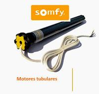 Motor tubular Somfy