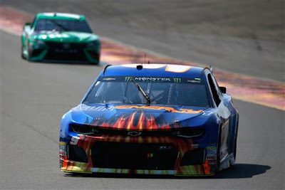 Chase Elliott Captures First Career #NASCAR Cup Win