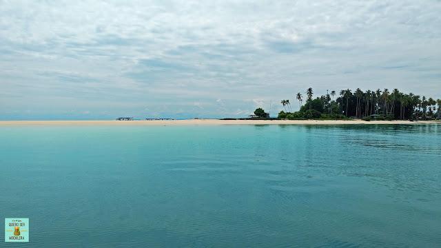 Isla Sibuan, Borneo (Malasia)