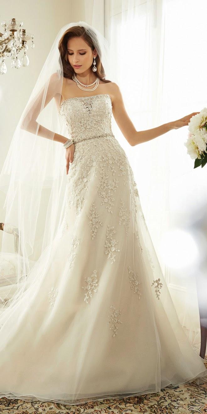 Sophia Tolli Wedding Gowns 43 Fabulous