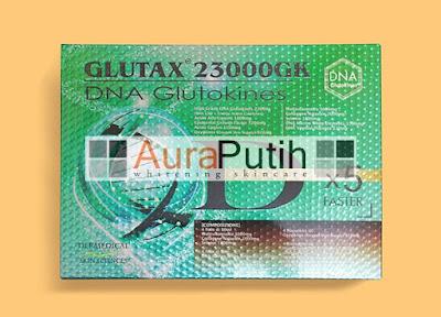 Glutax 23000GK DNA Glutokines, Glutax 23000GK, Glutax 23000GK DNA, Glutax 23000GK DNA Glutokines Harga Murah, Glutax 23000GK DNA Glutokines Original