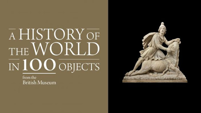 'A History of the World in 100 Objects from the British Museum' on show at the National Museum of Australia
