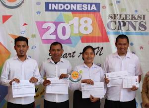 Seleksi CPNS 2019 Dibuka Akhir Tahun