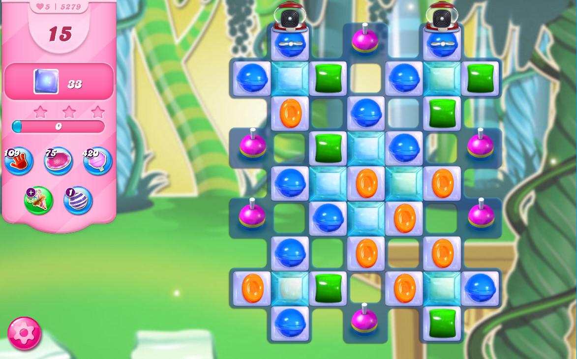 Candy Crush Saga level 5279