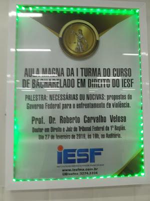 IESF amplia grade de cursos e leva desenvolvimento educacional para Paço do Lumiar