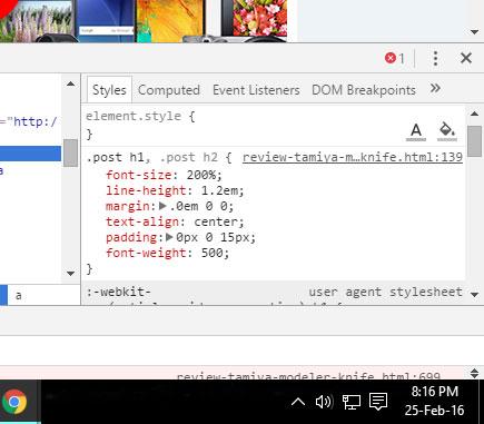 Trik Mudah Meng-edit Tampilan Template Blogge