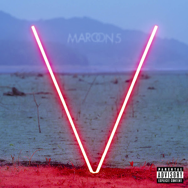 Maroon 5 - V (Deluxe Version) Cover