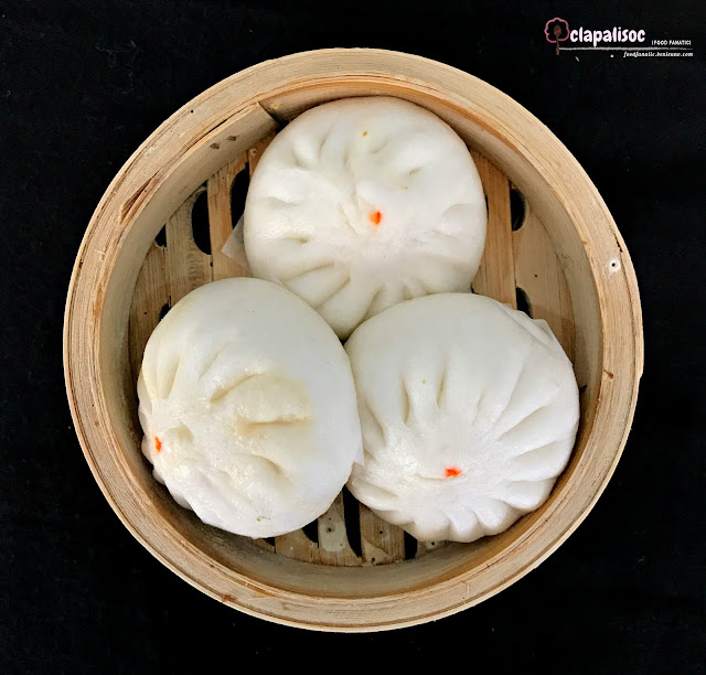 Bola-Bola Siopao from Mei Wei Chinese Kitchen