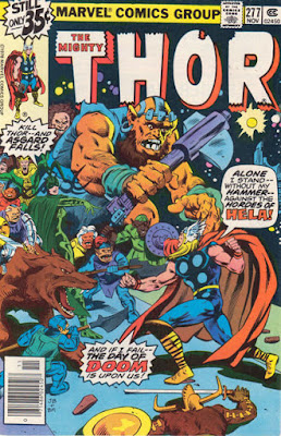 Thor #277, Hela